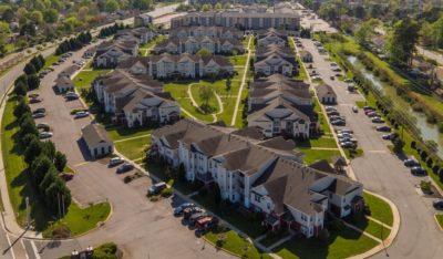 Market Rate Apartments – Bonaventure